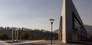 Parque Bicentenário, em Santiago, no Chile