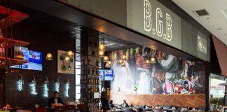 B.G.B Bar em São Paulo
