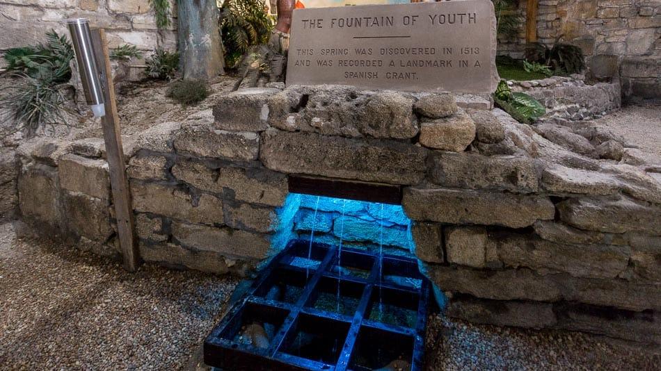 A fonte da juventude de Ponce de Leon