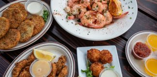 Onde comer em Saint Augustine, Flórida