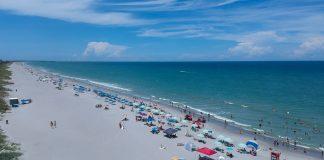 Cocoa Beach na Flórida