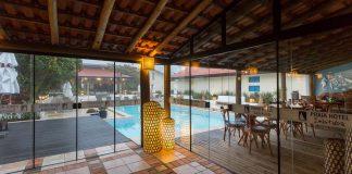 Praia Hotel Imbituba, em Santa Catarina