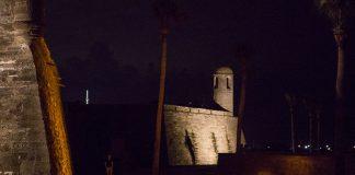 Castillo de san Marcos, em St. Augustine, Flórida