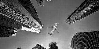 A turbulência e o medo de voar de avião