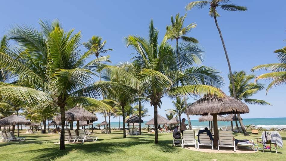 Resorts na Bahia: 21 opções incríveis para as férias