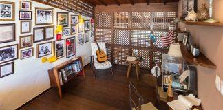 Casa di Vina: restaurante e memorial na casa de Vinícius de Moraes em Itapuã