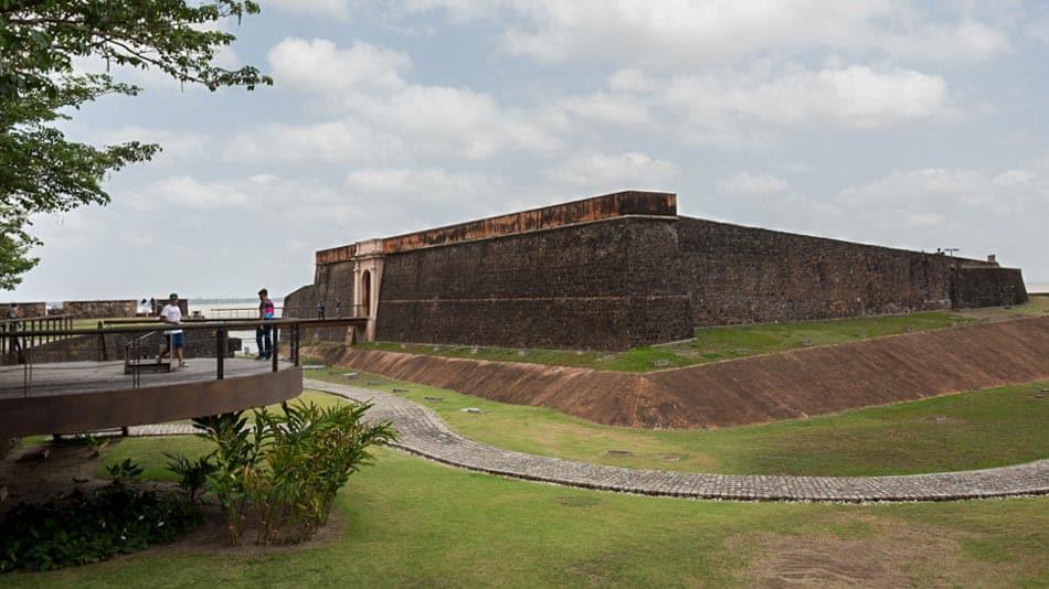 Dicas do que fazer em Belém: Forte do Presépio