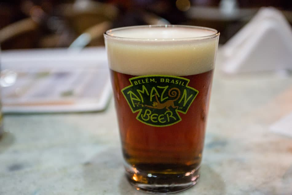 Dicas do que fazer em Belém: tomar um chopp na Amazon Beer