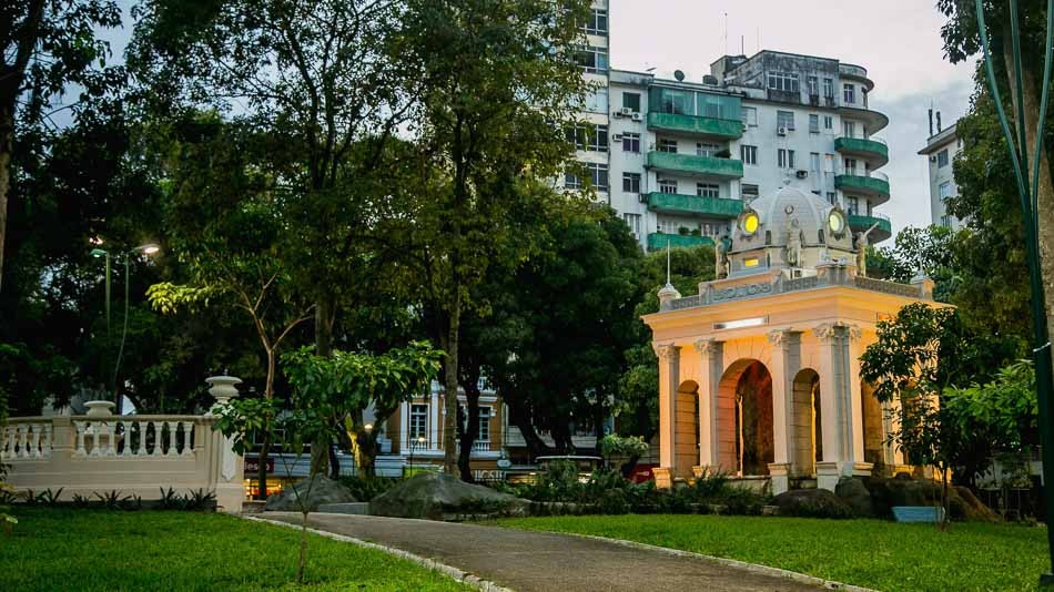 Dicas do que fazer em Belém: Visitar Praça da República