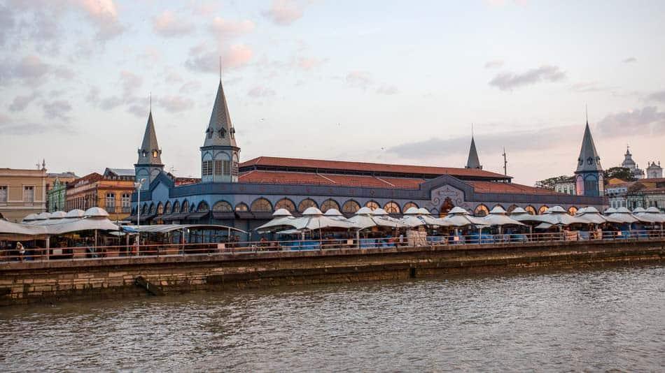 Dica do que fazer em Belém: Mercado Ver-o-peso