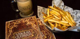 Vassoura Quebrada: hamburgueria inspirada no universo mágico em SP