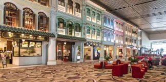 Changi Airport em Singapura: como é o melhor aeroporto do mundo