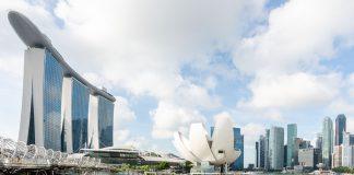 Marina Bay Sands e outras atrações de Singapura