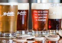 Anaheim Brewery: uma das melhores cervejarias de Anaheim