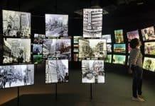 Exposição no Farol Santander - Riscos e rabiscos: lendo a cidade