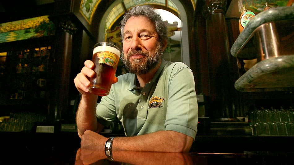 Ken Grossman: fundador da Sierra Nevada Brewing Co.