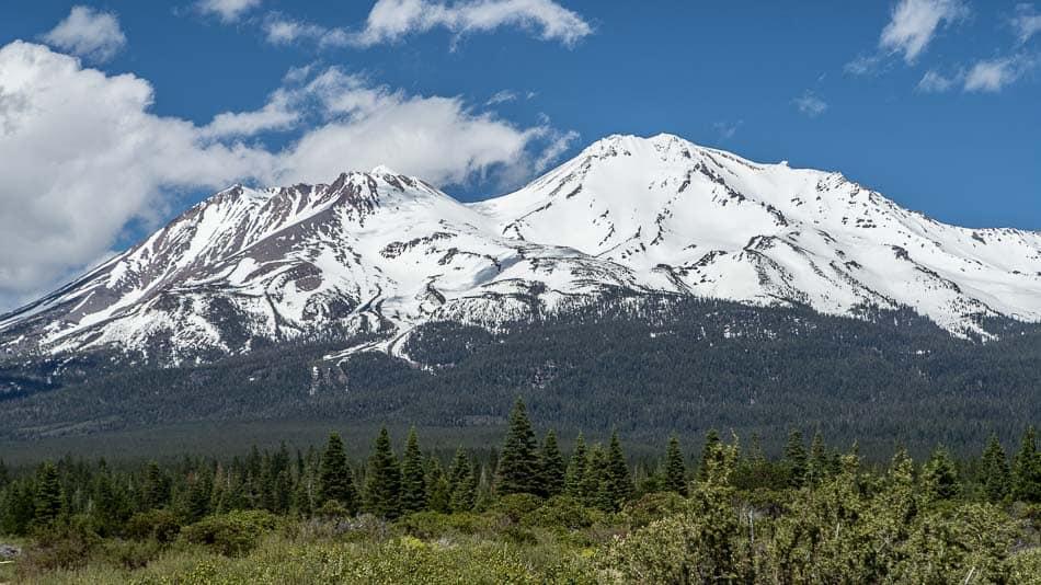 O que fazer no norte da Califórnia: Mt Shasta