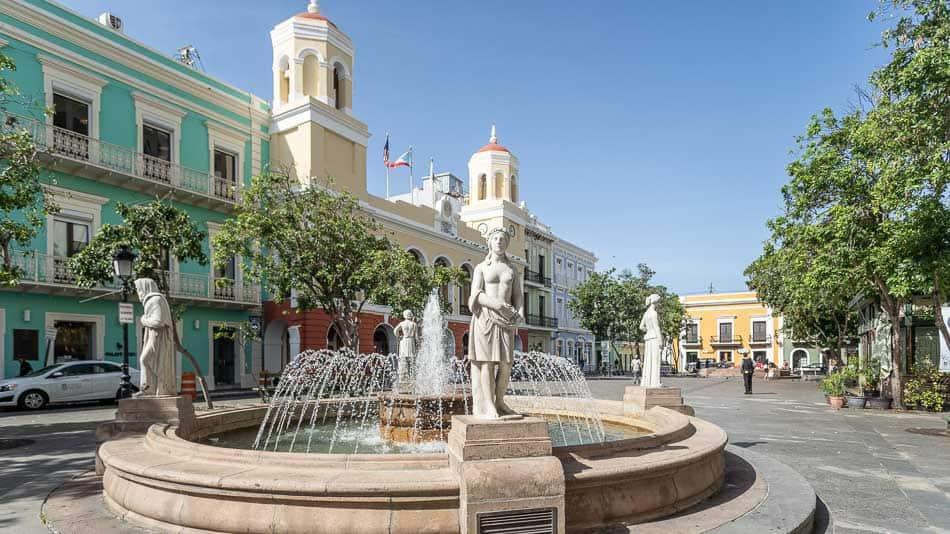 Conheça Old San Juan, em Porto Rico