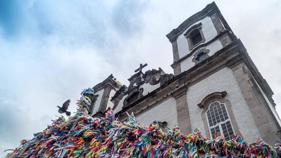 Igreja do Bonfim em Salvador, Bahia
