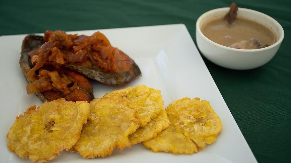 Almoço no Parque Histórico Maria de La Cruz