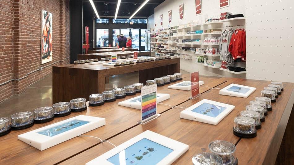 MedMen: a loja da maconha na Califórnia