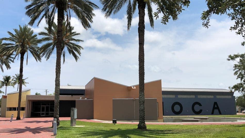 Dica de museus em Miami: MOCA