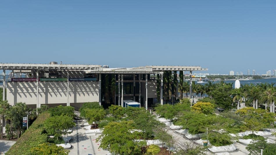 Dicas de museus em Miami: Pérez Art Museum