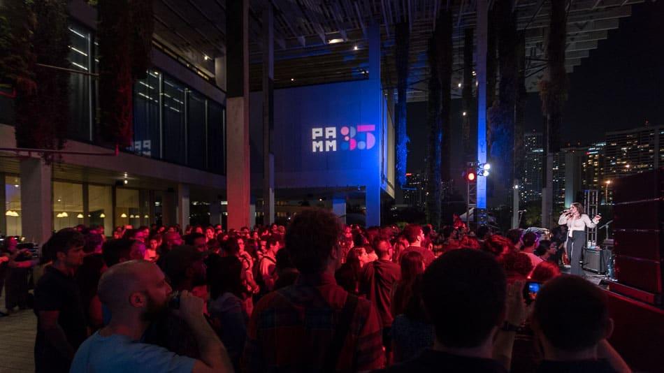 Dica de museu em Miami: show no Peréz Art Museum