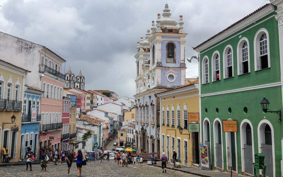 O que fazer em Salvador: passeio no Pelourinho