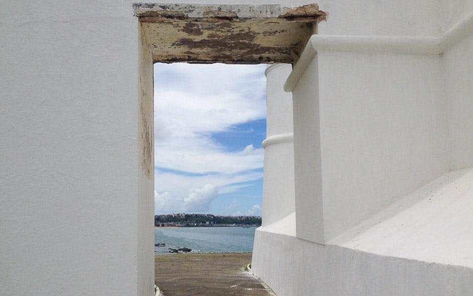 Ponta de Humaitá, em Salvador, Bahia