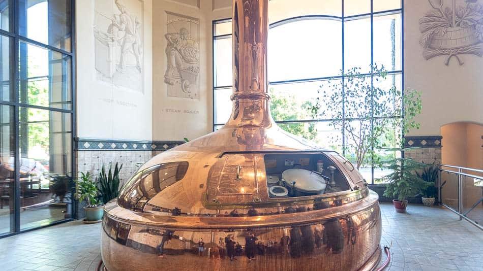 Memorial na Sierra Nevada Brewing
