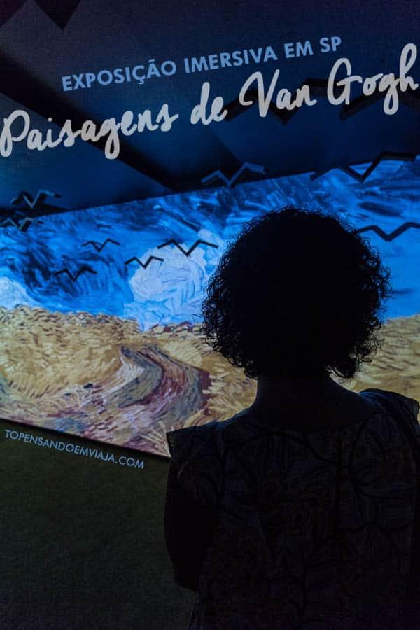 Saiba todos os detalhes da exposição imersiva Paisagens de Van Gogh, no Shopping Pátio Higienópolis. É uma verdadeira viagem pela obra e vida do artista.