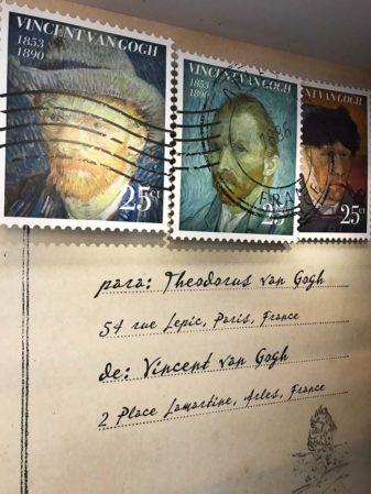 Exposição imersiva Van Gogh em SP