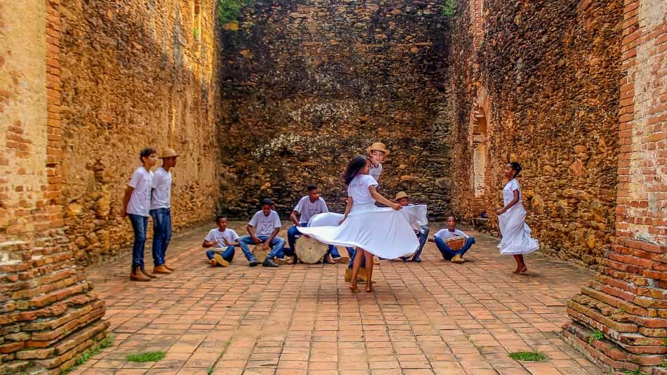 Tradição da Suça em Natividade, Tocantins