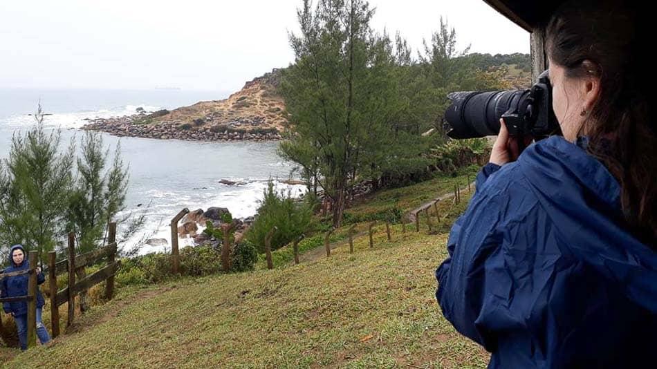 Seguro viagem nacional para Santa Catarina