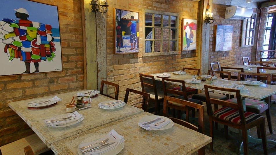 Dica de onde comer em Salvador: Casa de Tereza