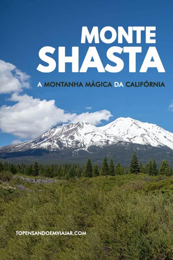 Conheça os mistérios e lendas do Mt Shasta, a montanha mágica do norte da Califórnia. Um destino frequentado por místicos e alpinistas do mundo todo!