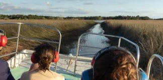 4 dicas sensacionais de passeios de airboat na Flórida