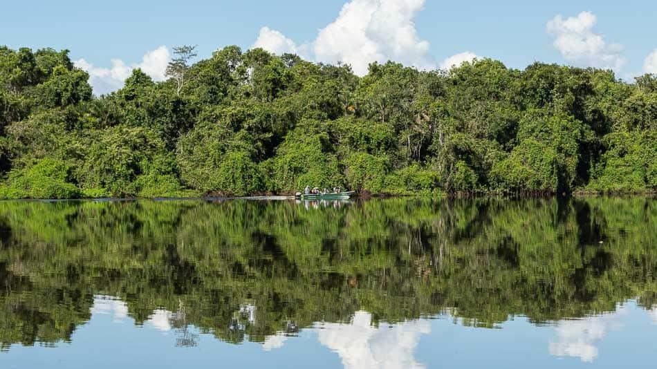 Parque Estadual do Cantão, no Tocantins