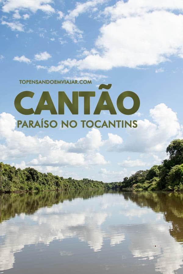 O Parque Estadual do Cantão é um dos destinos mais incríveis do Tocantins, com natureza abundante e rica biodiversidade. Um paraíso para o ecoturismo!