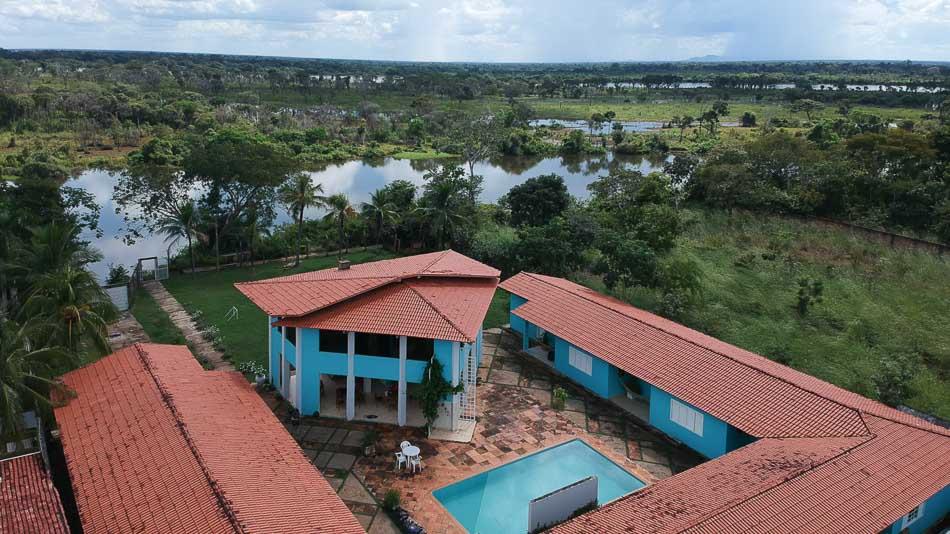 Pousada em Caseara, no Cantão, Tocantins