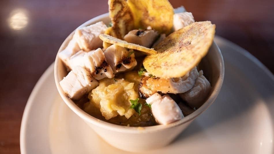 Mofongo, principal prato da gastronomia porto-riquenha