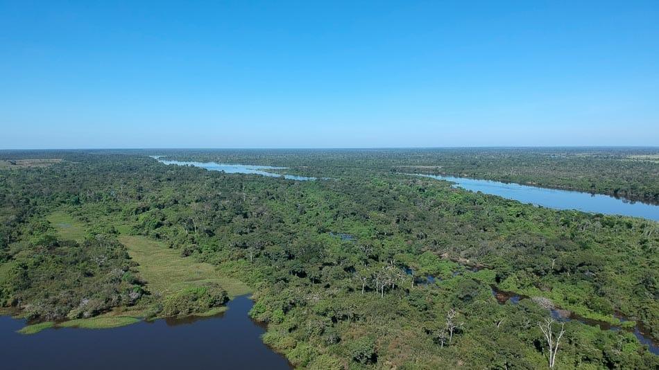 Lagoas do Cantão, no Tocantins