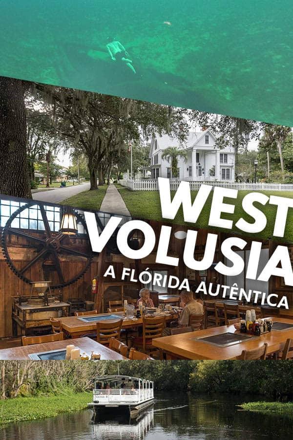 Conheça West Volusia, uma região incrível e super autêntica na Flórida Central. Confira todas as dicas para aproveitar muito a sua viagem!