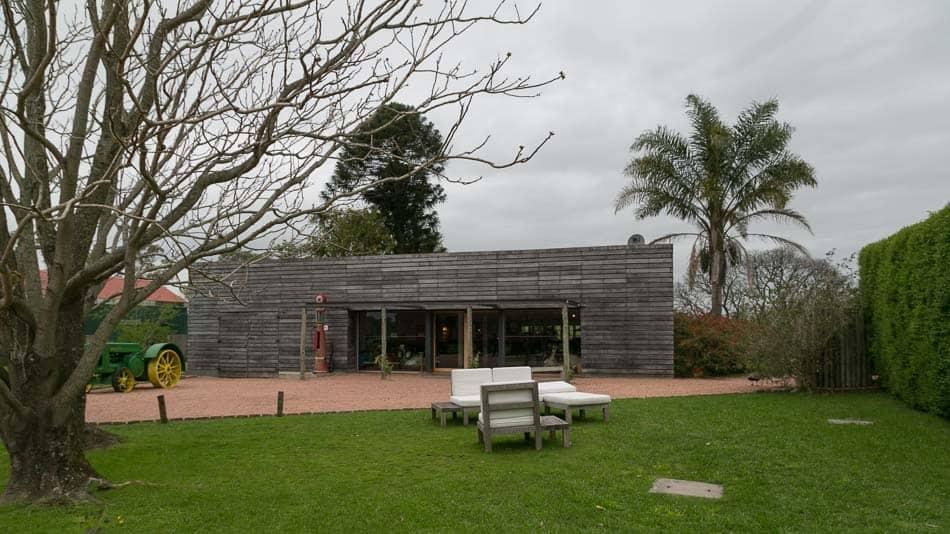 Vinícolas no Uruguai: Bouza