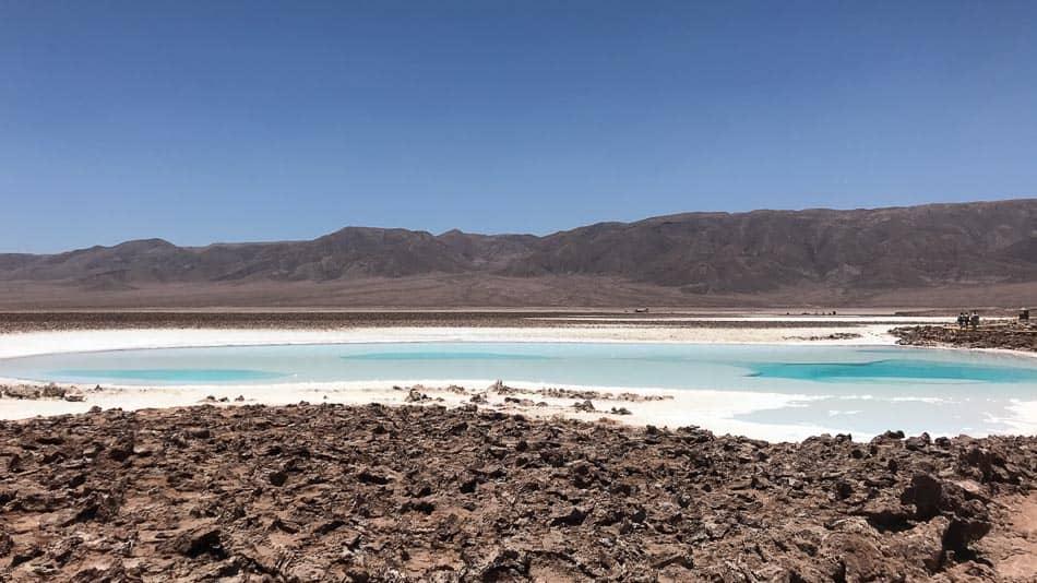 Lagunas de Baltinache