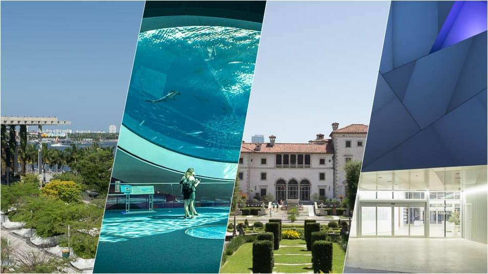 Os melhores museus de Miami: 13 dicas incríveis