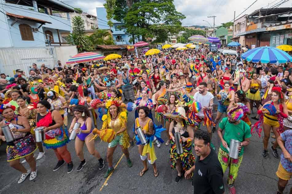 Programação completa dos blocos de rua do Carnaval BH 2020
