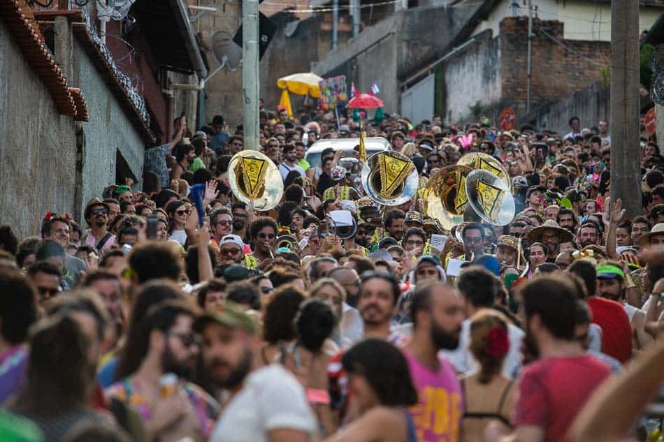 Programação dos blocos de rua do Carnaval BH 2020
