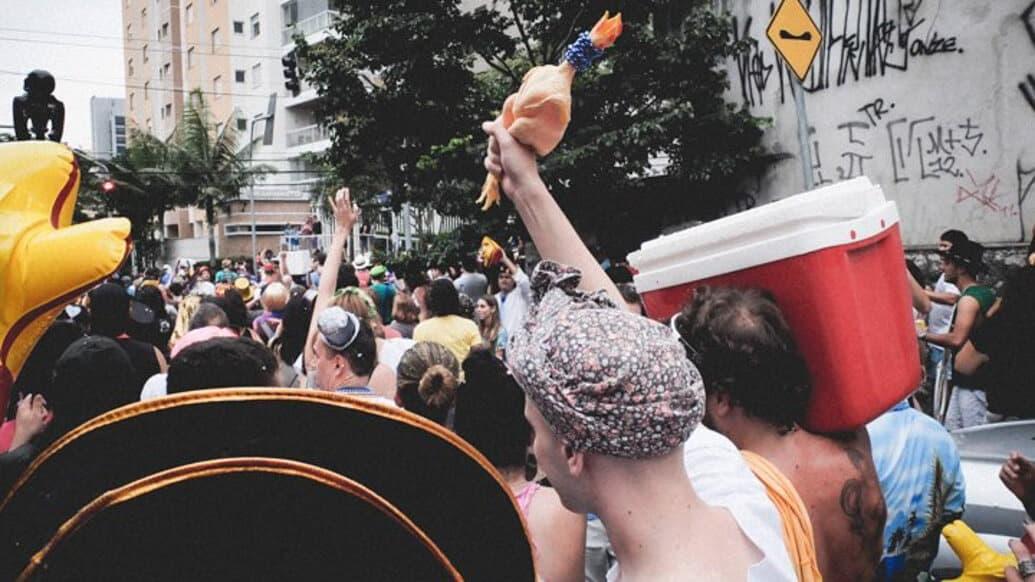Os melhores blocos de carnaval SP 2020
